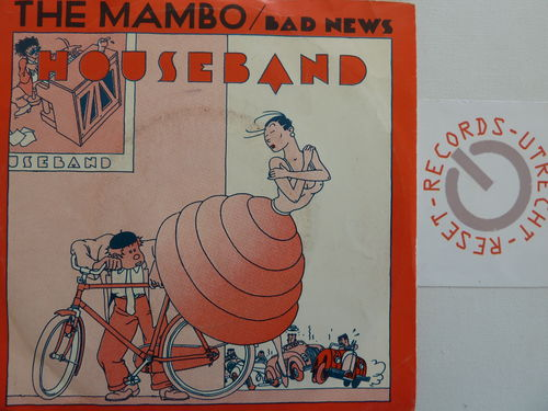 Houseband - The Mabo / Bad News