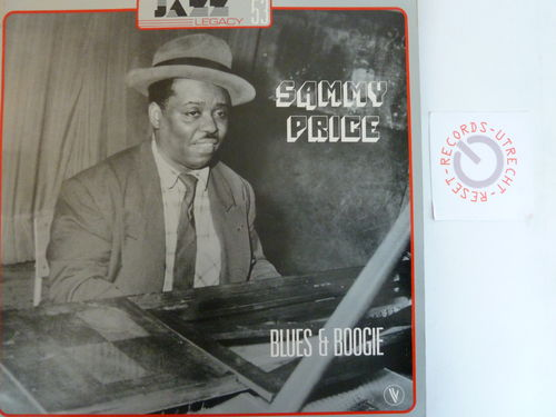 Sammy Price - Blues and Boogie