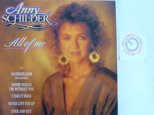 Anny Schilder - All of Me