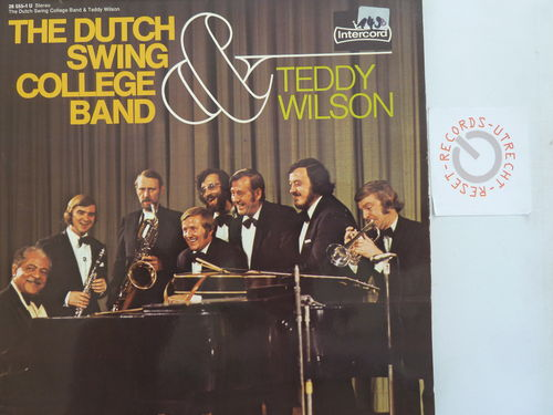 Dutch Swing College Band and Teddy Wilson - Dutch Swing College Band & Teddy Wilson