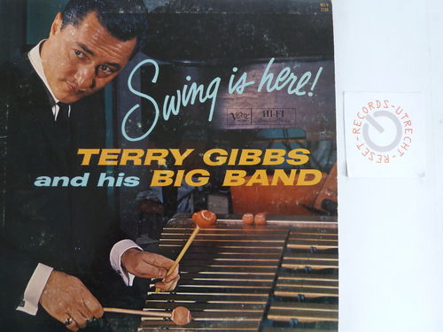Terry Gibbs and his big band - Swing is here!