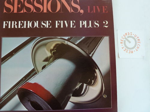 Firehouse Five Plus 2 - Sessions Live