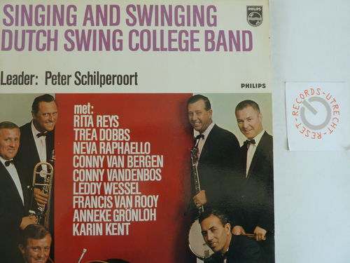Dutch Swing College Band - Singing and Swinging