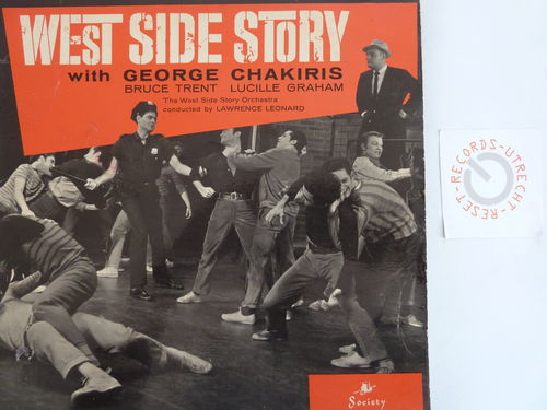 West Side Story Orchestra - West Side Story