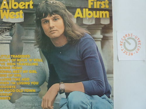Albert West - First album