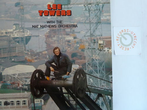 Lee Towers with the Mat Mathews Orchestra - Lee Towers with the Mat Mathews Orchestra