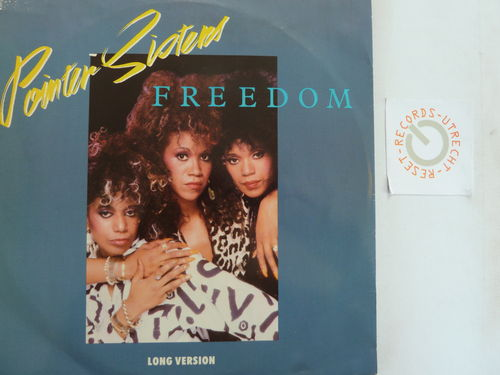 Pointer Sisters - Freedom (long version)